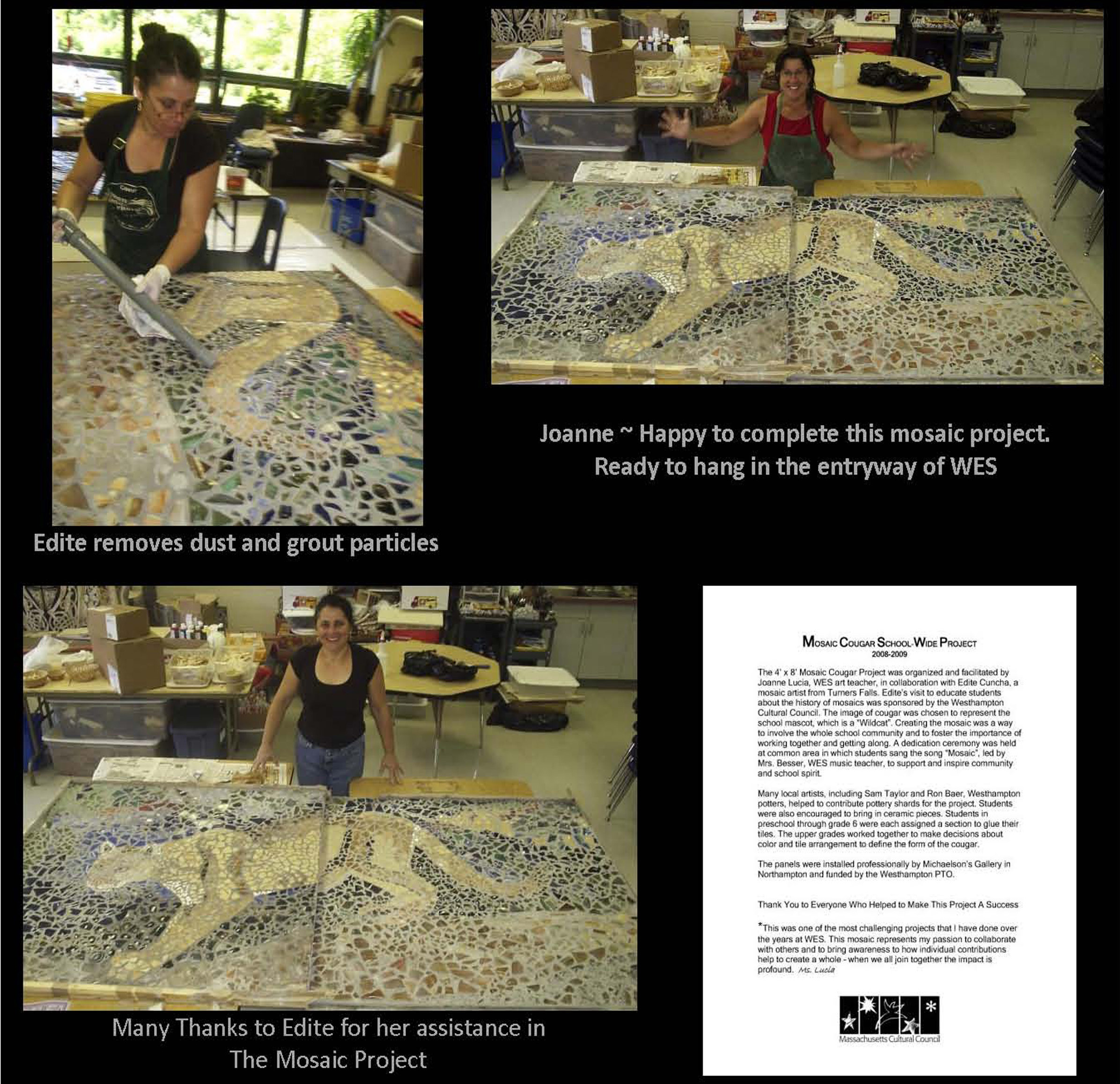 mosaic project part II final