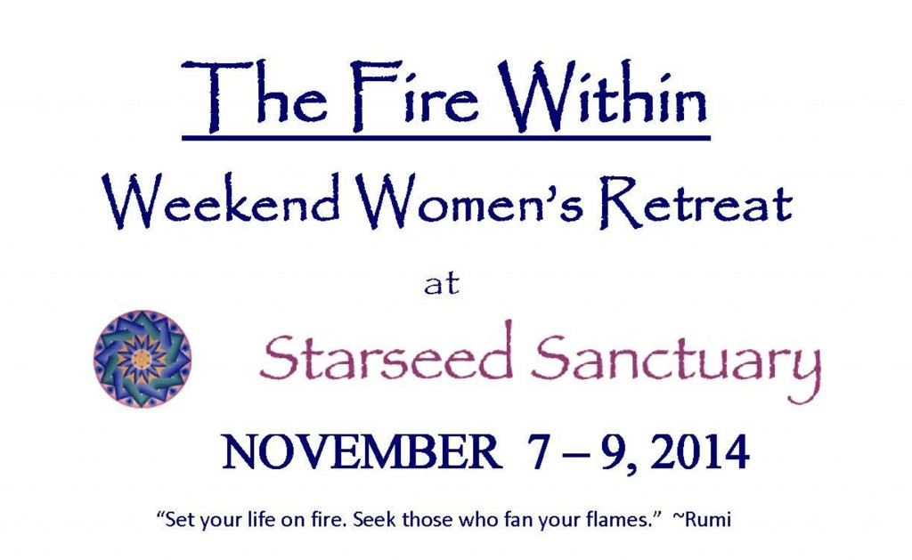 Starseed Retreat November 2014